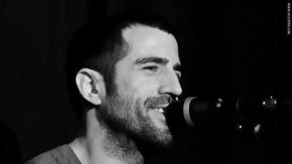 Roy Dahan - Folk Folk Indie Live Act in Tel Aviv