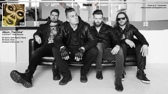 YIEK - Heavy Rock Hard Rock Rock Melodic Garage Rock Live Act in Dortmund