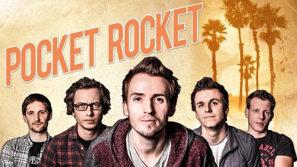 Pocket Rocket - Rock Pop Live Act in St. Pölten