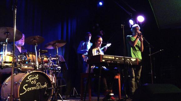 SormoRock - Rock Rhythm & Blues (R&B) Psychedelic Rock Soul Live Act in Berlin