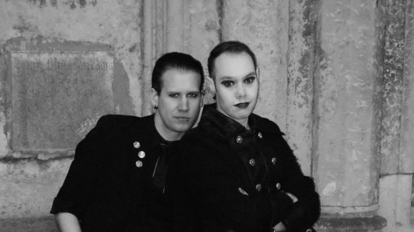 Van Skotadi - Alternative Gothic Live Act in Berlin