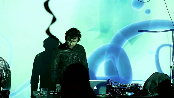 ELEPHANT KODEX - Techno House Electro Electro-Experimental Live Act in berlin