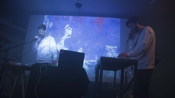 INRA - Electro-Experimental Atmospheric Dub Breakbeat Drone Live Act in Berlin