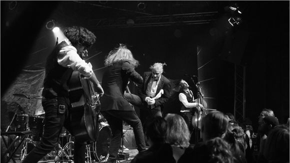 Carpe Noctem - Instrumental Progressive Rock Metal Alternative Metal Kammermusik Live Act in Jena