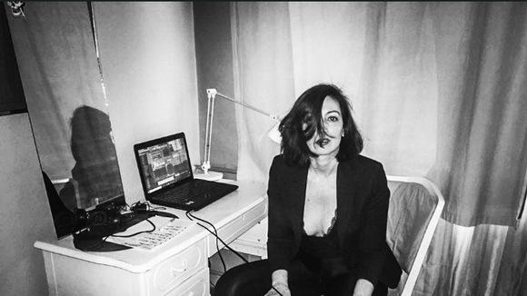 Tamara Dinka - Soundtrack - Film Experimental Electropunk Dark Electro Soundtrack - Film DJ in Wien