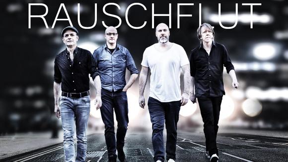 RAUSCHFLUT - Rock Rock Alternative Rock Hip Hop Deutsche Texte Live Act in Gnarrenburg