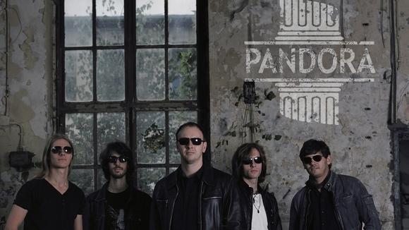 PANDORA - Rock Live Act in Rostock