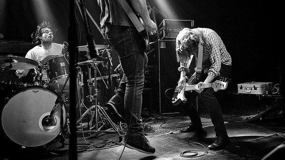 Straight Mickey and the Boyz - Rock 'n' Roll Blues Post-Punk Rock Alternative Rock Live Act in Belgrade