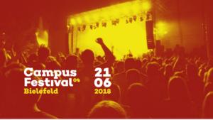 Campus Festival Bielefeld 2018
