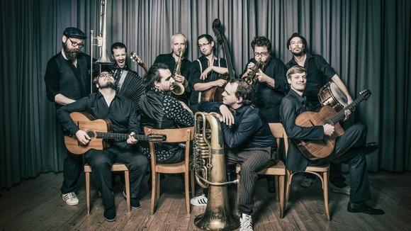 Gewürztraminer - Gipsy Swing Progressive Rock Pop Balkanbeats Mundart Live Act in Wien