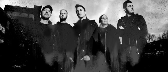 KRIGA - Metalcore Metal Hardcore Melodic Neue Deutsche Härte Live Act in Köln