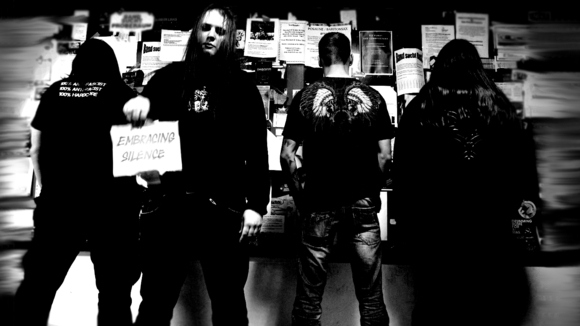 Embracing Silence - Heavy Metal Metal Hardcore Death Metal Live Act in Berlin