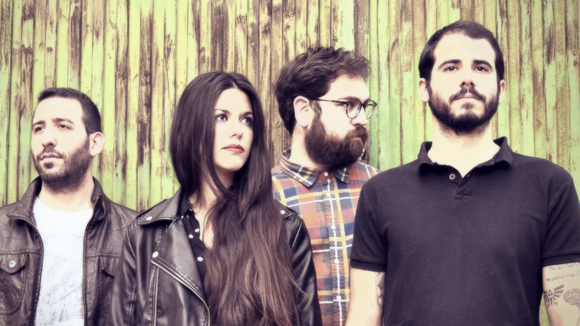 Turmalina - Noisepop Noisepop Alternative Pop Indiepop Pop Live Act in Cádiz