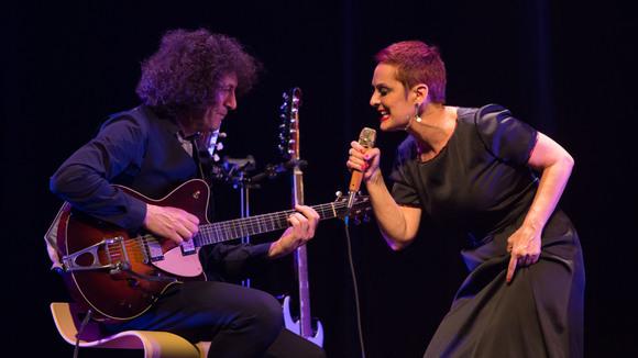 eMPathia jazz duo - Vocal Jazz Latin Jazz Jazz Swing Bossa Nova Live Act in roma