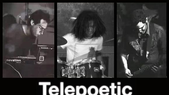 Telepoetic - Electronica Postrock Progressive Rock Live Act in Alexandria