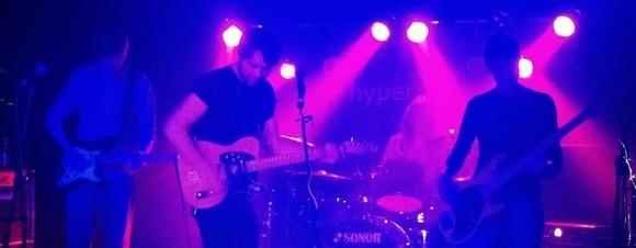 Sigura - Rock Indie Live Act in Darmstadt