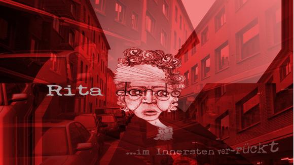 Rita Dando - Punk Rock Gypsy Live Act in Köln