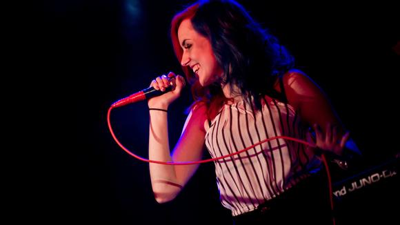 Emma McGann - Pop Electro Live Act in West Midlands