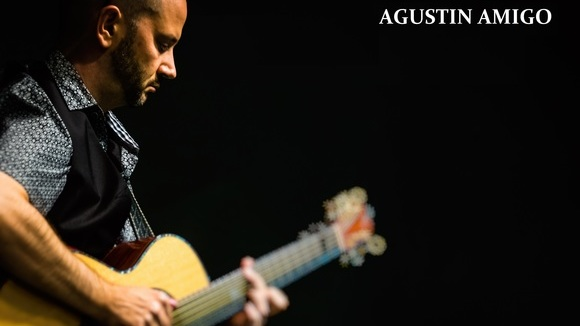 Agustin Amigo - Fingerstyle Melodic Live Act in Lörrach