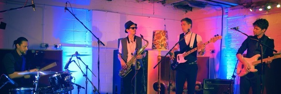 The Groovy Cats - Funk Pop Funk Jazz Soul Live Act in Chesterfield