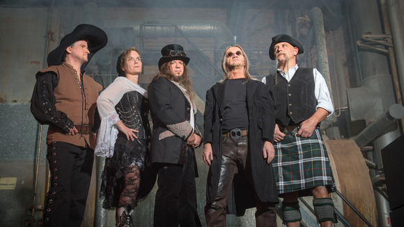 IRXN - Folk Folk Rock Rock Worldmusic Celtic Folk Live Act in Wolnzach