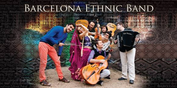 Barcelona Ethnic Band - Worldmusic Live Act in Barcelona