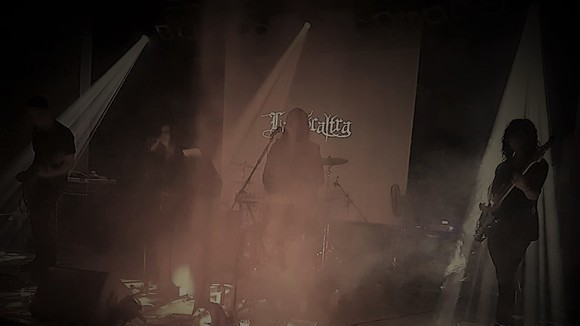 La Scaltra - Gothic Alternative Electro-Wave-Rock Gothic Dark Rock Live Act in Essen