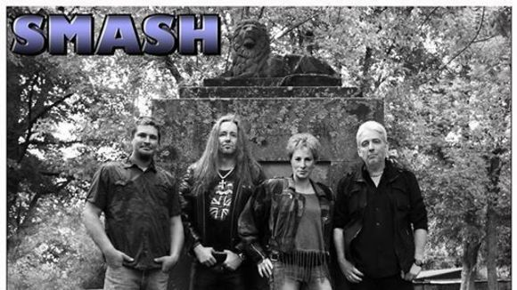 SMASH - Rock Live Act in Neunkirchen