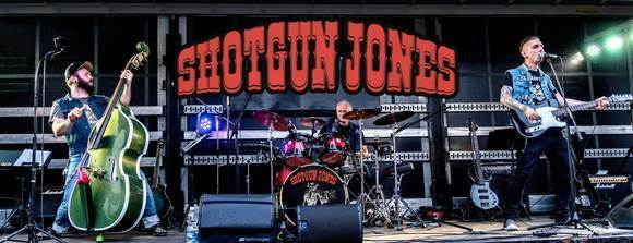 Shotgun Jones