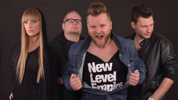New Level Empire - Electropop Live Act in Budapest