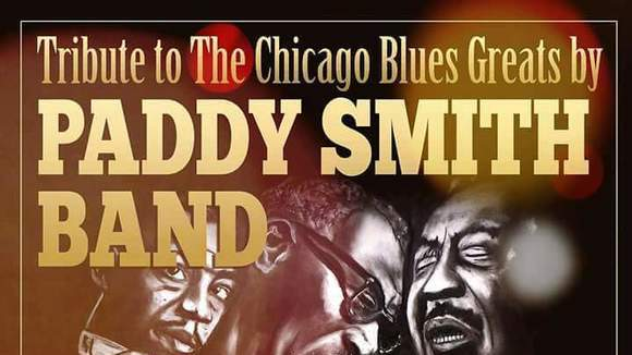 THE SMITHYS BLUES BAND - Blues Punk Rock Cover Garage Rock Live Act in meath
