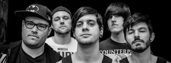 As Living Ghosts - Heavy Metal melodic Hardcore Metalcore Live Act in Düren