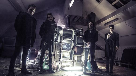 LISERSTILLE - Rock Progressive Rock Live Act in Aarhus