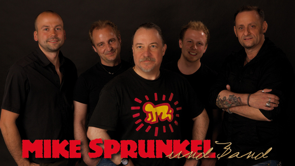 Mike Sprunkel und Band - Rock Deutsche Texte Live Act in Jugenheim