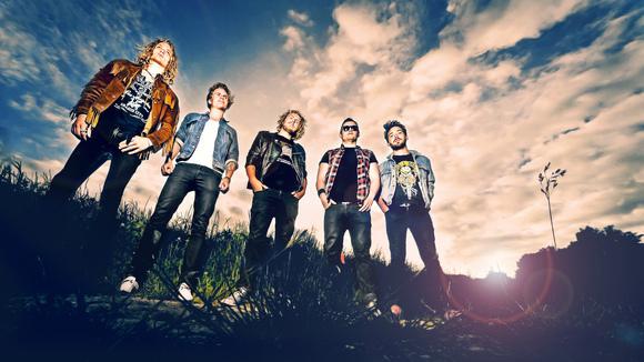 TurboChild - Rock Hard Rock Rock 'n' Roll Live Act in Aarhus