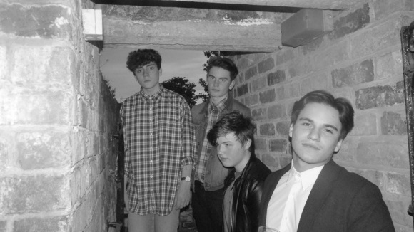 Young Braves - Alternative Indie Live Act in Shropshire