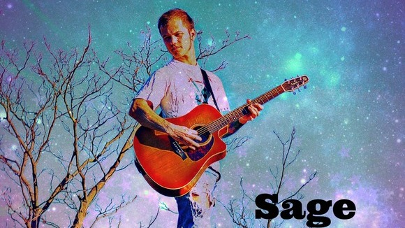 Daniel Sage - Alternative Garage Rock Psych Live Act in Asheville