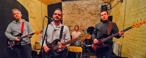 Northlight - Alternative Folk Indiepop Indie Live Act in Dublin