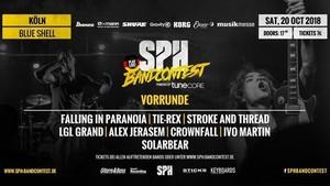 SPH Bandcontest Vorrunde // Köln