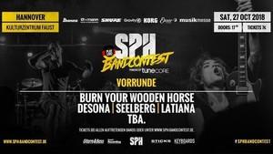 SPH Bandcontest Vorrunde // Hannover