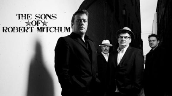 The Sons Of Robert Mitchum - Alternative Rock Live Act in Belfast