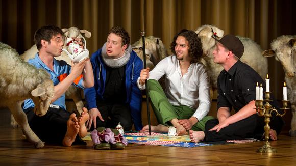 Princes of Provinces - Rock Indiepop Live Act in Weimar
