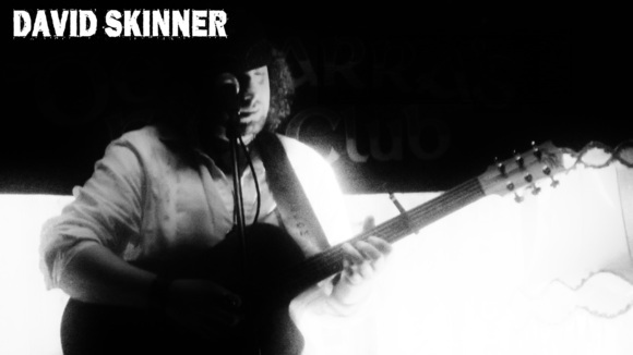 David Skinner - Singer/Songwriter Blues Folk Indie Live Act in Mallow