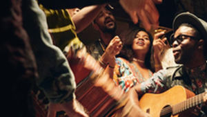 Airbnb Concerts - Hidden Concert at Vegan Barkett