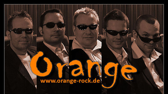 Orange - Rock Live Act in Walsrode