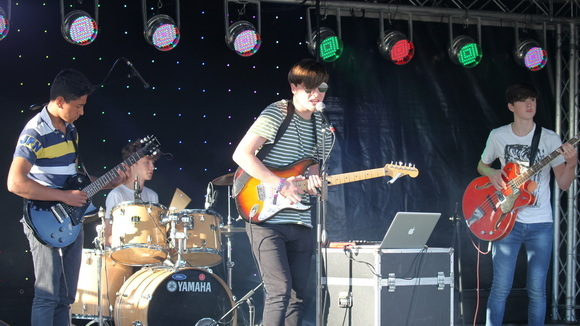 TheAnomaly  - Alternative Funk Soft Rock Rock Alternative Rock Indie Live Act in Liverpool