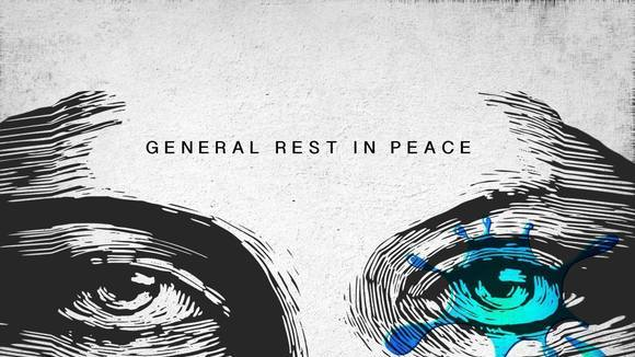 General Rest In Peace