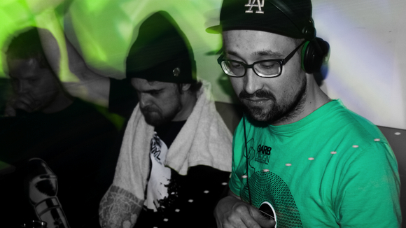 Tripple D - Rap Live Act in Burghausen
