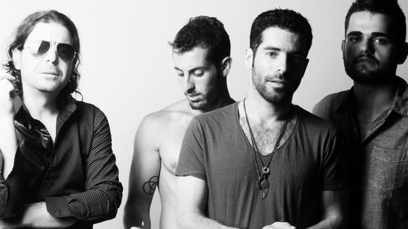 The Corridors - Rock Rock Alternative Rock Electro Electronic Live Act in Tel Aviv