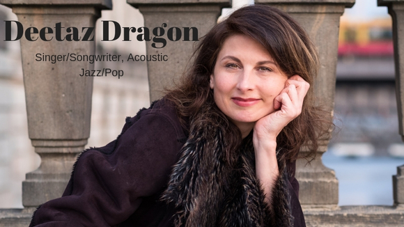 Deetaz Dragon - Singer/Songwriter Singer/Songwriter Melodic Lounge Jazz Pop Live Act in Berlin